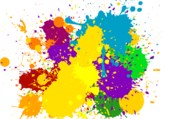 tache peinture