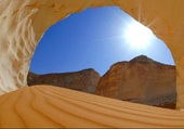 couleurs du désert
