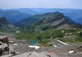 Lac d' altitude
