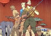 Black et Mortimer : Gondwana