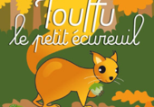 Toffu le petit ecureuil