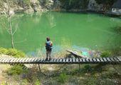lac vert Mont Girod