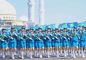 Défilé au Kazakhstan