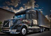 Puzzle Volvo trucks