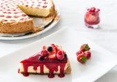 Puzzle cheesecake