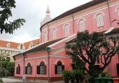 Eglise Tân Dinh Ho Chi Minh