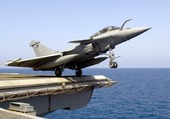 Rafale USS Enterprise