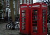 Cabine telephone Anglaise