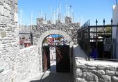 Puzzle Porte Fort de Bodrum