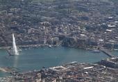 jet eau Geneve .-