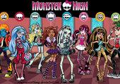 les monster high