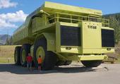 le plus gros camion du monde 1