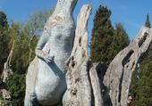 Puzzle dinosaur majorque