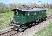 Puzzle 1931 locomotive Suisse