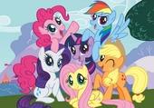 Puzzle Mon petit pony