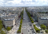 Puzzle Elysee Paris