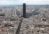 Puzzle tour Monparnasse Paris