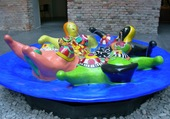 Fontaine de Nikki de Saint Phalle