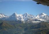 Eiger Munch Jungfrau  Suisse