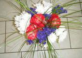 Puzzle composition de fleurs