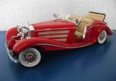 Mercédes-Benz 500K( 1936 )