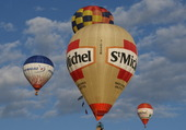 Puzzle montgolfieres