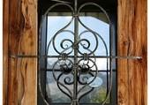 Fenêtre forgée