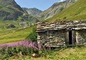 Vieille bergerie en Vanoise