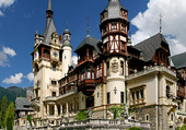 Castelul Peles Roumanie