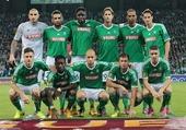 Equipe de Saint-Etienne 2014-2015