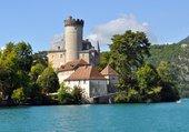 Le chateau de Duingt