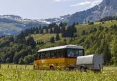 car postal Suisse