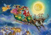 en route pour Noel