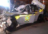 Puzzle accident de police