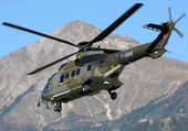 Helicoptère Suisse