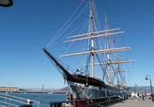 Voilier au port de San Francisco