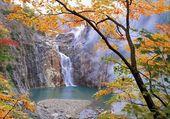Puzzle cascade au japon mage du net