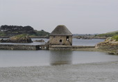 Moulin à marée de l'ile de Bréhat