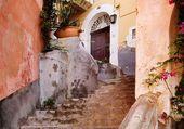 escalier d'italie