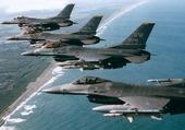 parouille F16