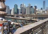 manhatthan vue du pont de brooklyn