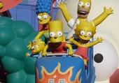 Les Simpsons au parc d'attractions