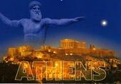 Zeus au dessus d'Athènes