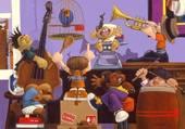 bebes musiciens