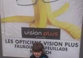 banane avec lunettes