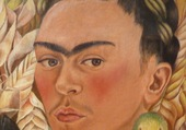 Autoportrait par Frida Kahlo