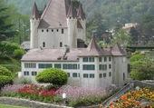 Château miniature