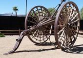 20 mule borax mine - Californie