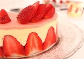 gâteau fraisier