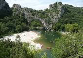 Ardèche - Vallon Pont d'Arc
